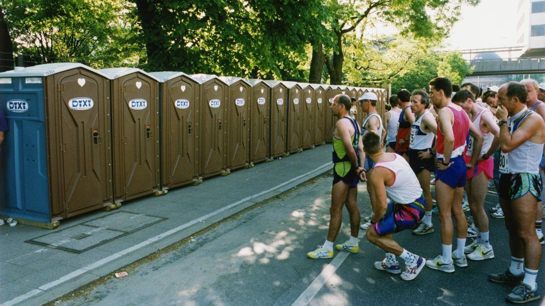 How to Avoid a Mid-Race Bathroom Stop