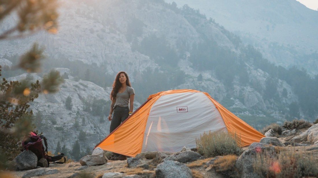 How to Be Bold and Brave in the Outdoors