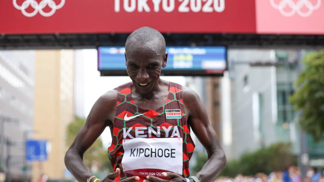 Eliud Kipchoge Is the GOAT. What Makes Him So Good?