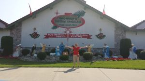 Bronner's Christmas Shop In Frankenmuth, MI