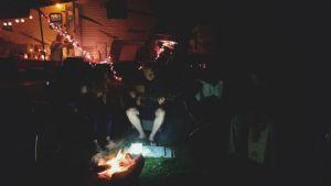 Jamming Around The Campfire