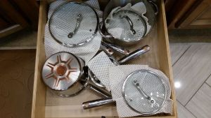 Storage Of Pots And Pans