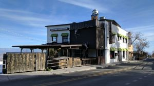 Haunted Hamburger In Jerome, AZ