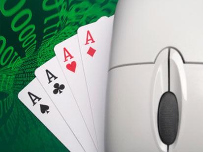 poker on line