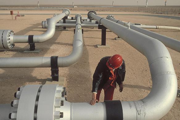 Gas Algeria