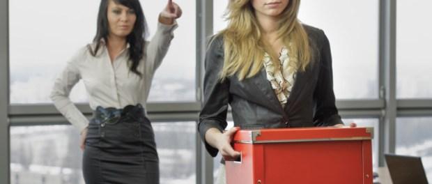 licenziamento donna