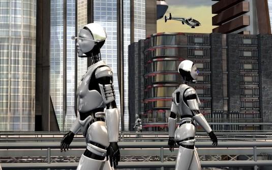 Robot Industria 4.0