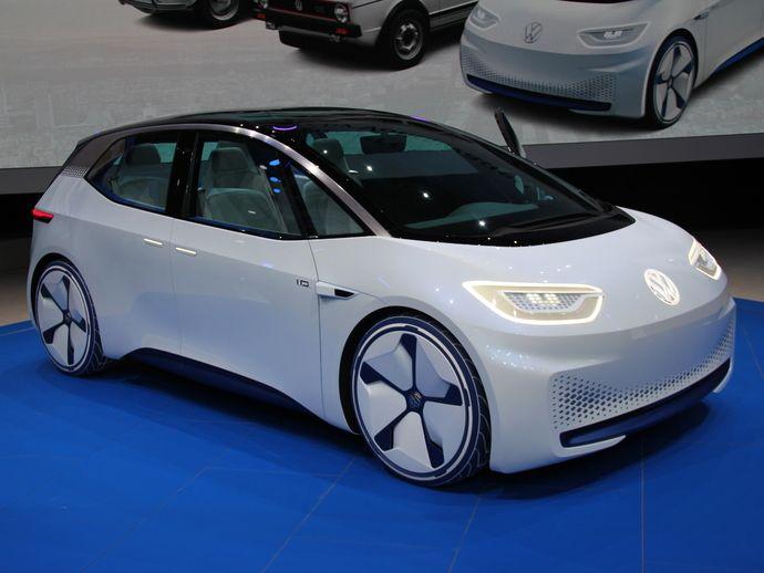 auto elettrica filiera industriale
