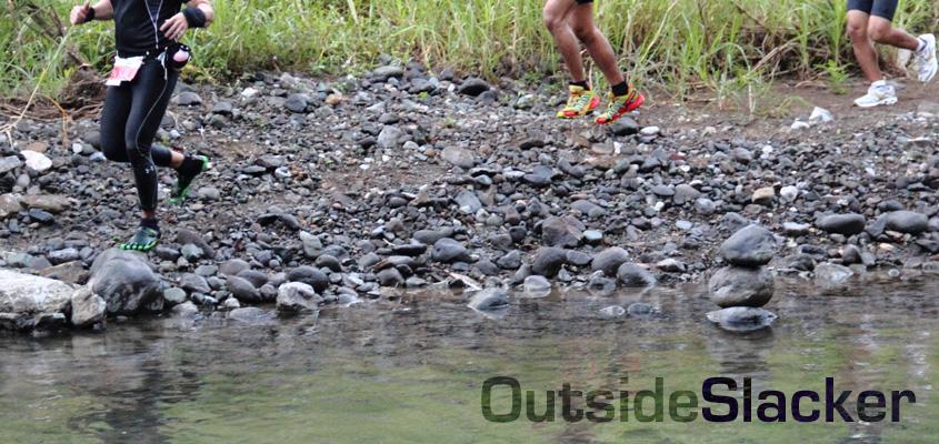 Nature's Trail Discovery Run Final Leg 2012