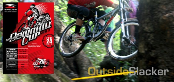 Spyder Downhill Cup, Mountain Biking in the Philippines