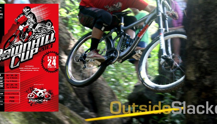 Spyder Downhill Cup