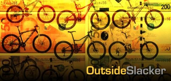 Bikes and money