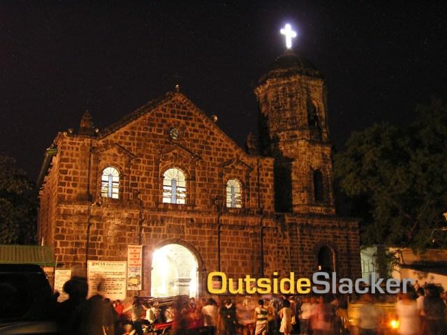 Sta. Ursula Parish Church- Binagonan, Rizal