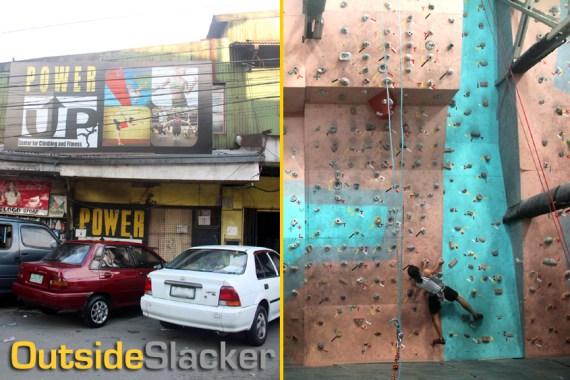 Power Up Climbing Gym Tandang Sora