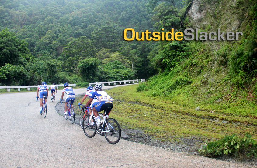 Le Tour de Filipinas 2013 King of the Mountain stage
