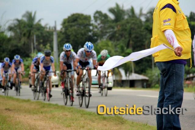 Sprinters at Le Tour de Filipinas 2013