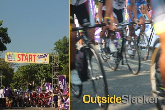 Le Tour de Filipinas 2013 kicks off
