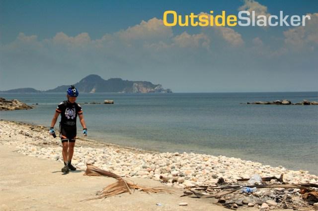 The Beach of Corregidor