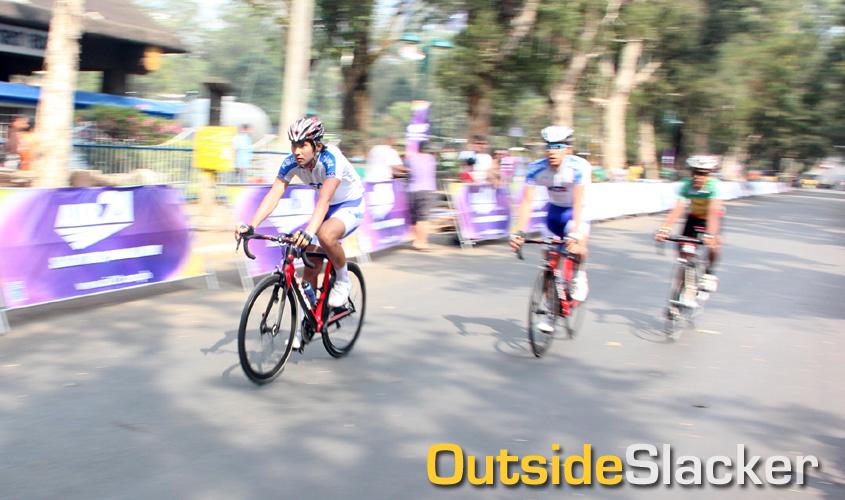 Le Tour de Flipinas 2013 Stage 4 Racers