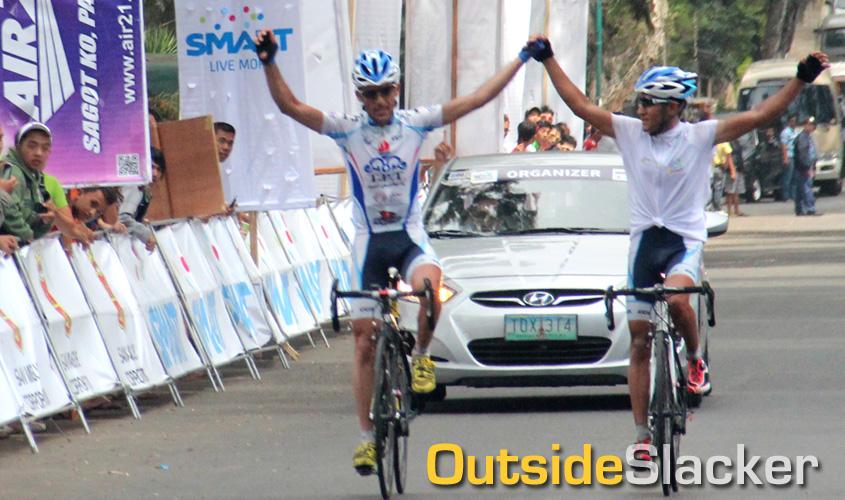 Le Tour de Flipinas 2013 Stage 4 Winners