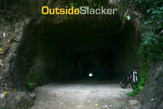 Angono Petroglyphs Tunnel