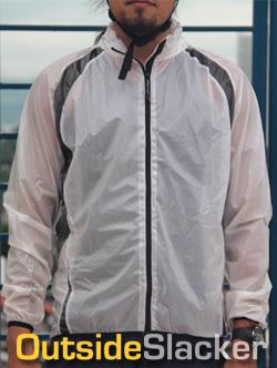 Spyder Biker Rain Jacket