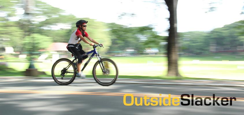 U.P. Diliman Biker