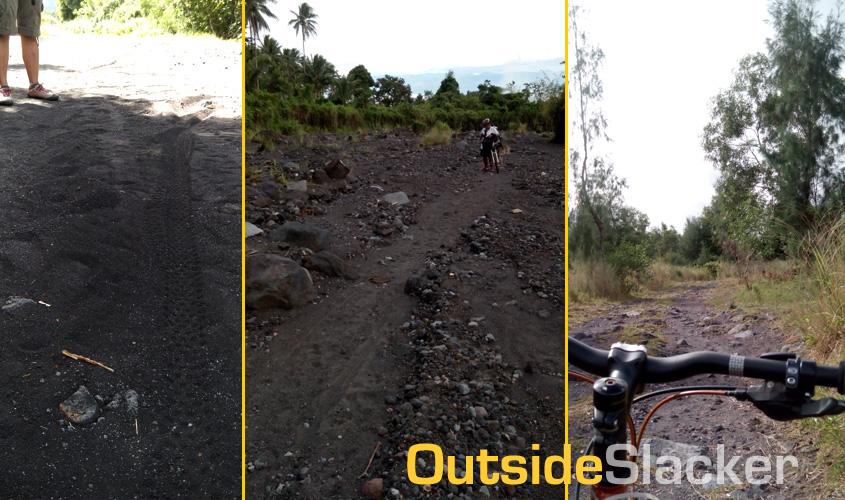 Mayon Lava Trail