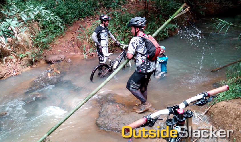 Blue Zone Timberland, Mountain Biking in the Philippines
