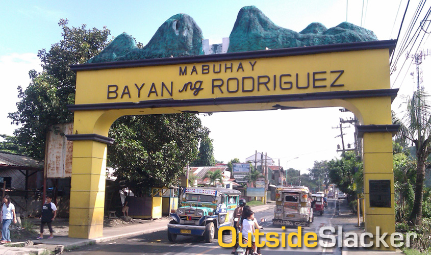 Rodriguez Town Arch