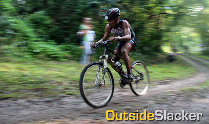 La Mesa Offroad Duathlon 2013, Mountain Biking in the Philippines