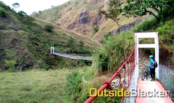 Bobok Bisal Hanging Bridge