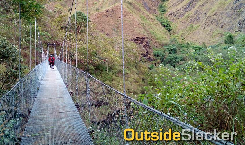 Bobok Bisal Trail in Bokod Benguet