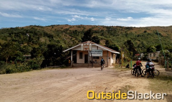 Biking to Mt. Balagbag's Helipad