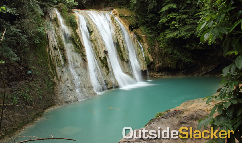 Waterfalls You Can Bike to from Metro Manila