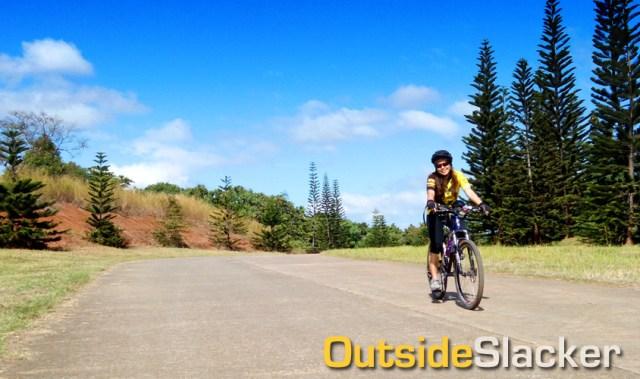 Timberland's Basic Trail