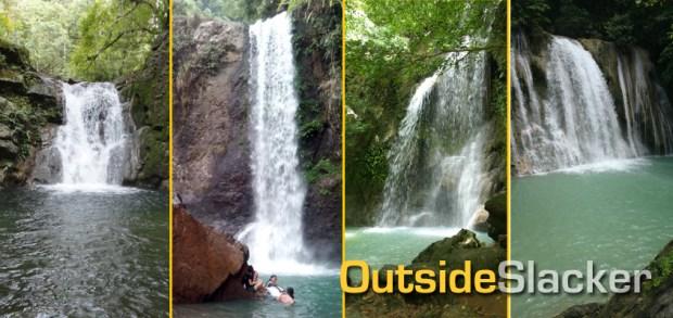 Waterfalls By Bike