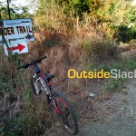 Biking Thunder Trail in Binangonan