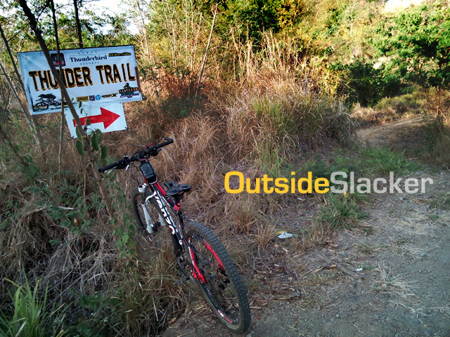 Thunder Trail Binangonan