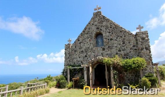 The Tukon Chapel in Basco Batanes