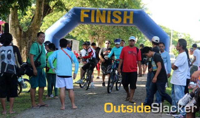 mt isarog eco-tourism endurance challenge finish line