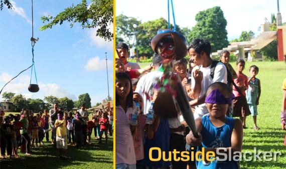mt isarog eco-tourism endurance challenge folk games palayok