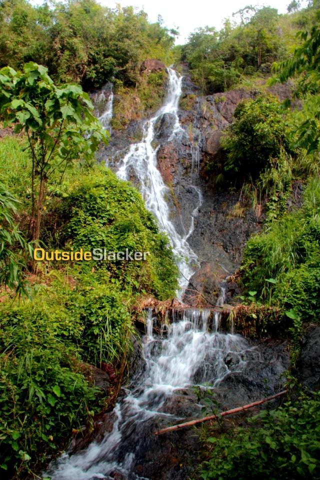 Shotgun San Mateo's Waterfalls
