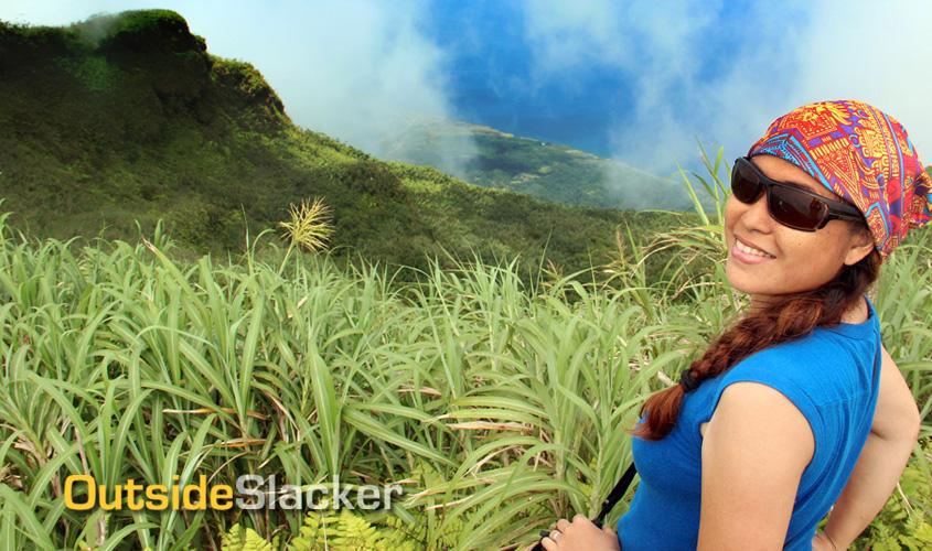 Spyder Shades atop Mt. Iraya Batanes