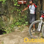 Biking to Calinawan Cave