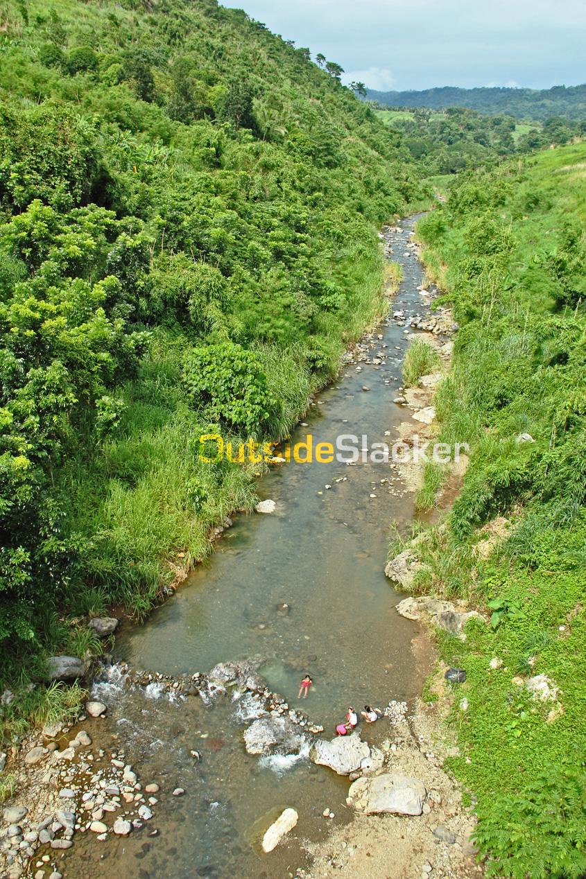 Calinawan Daranak river