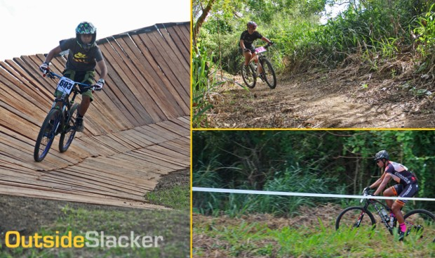 Nuvali Mountain Biking