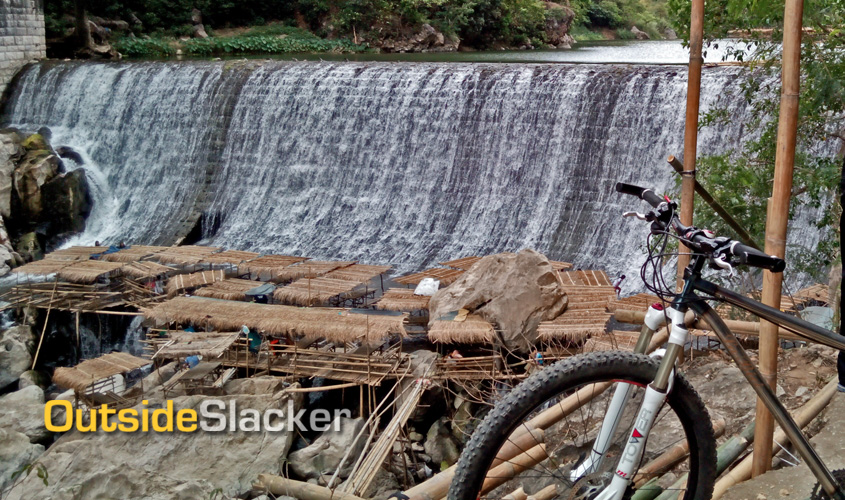 Bike Ride from Timberland to Wawa Dam