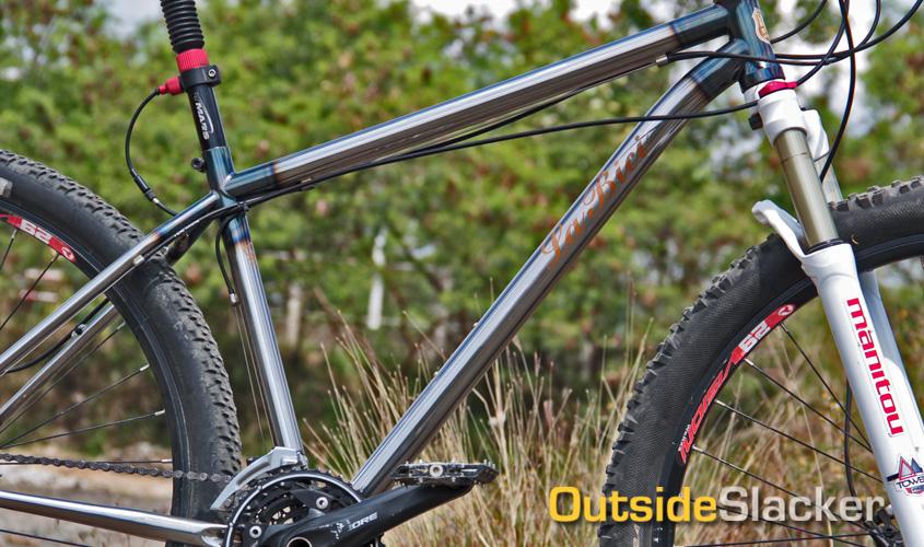 La Bici Steel 29er