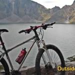 Biking to Mt. Pinatubo